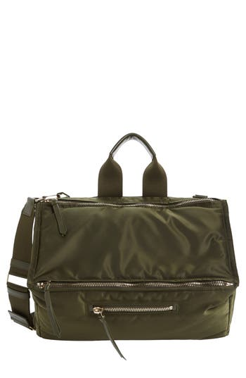 Men's Givenchy Messenger Bag - Green