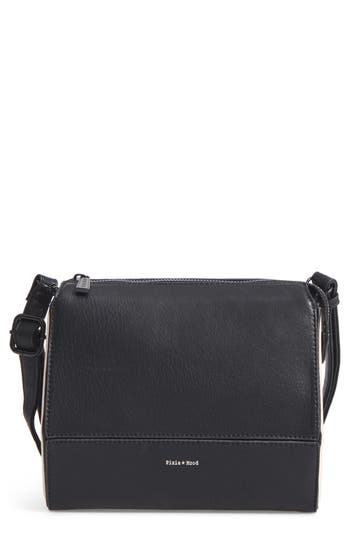 Pixie Mood Faux Leather Crossbody Bag -