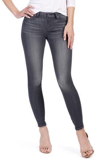 Paige Transcend - Verdugo Ankle Skinny Jeans, 3 - Grey