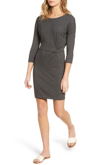 Cupcakes And Cashmere Rylin Body-Con Dress, Black