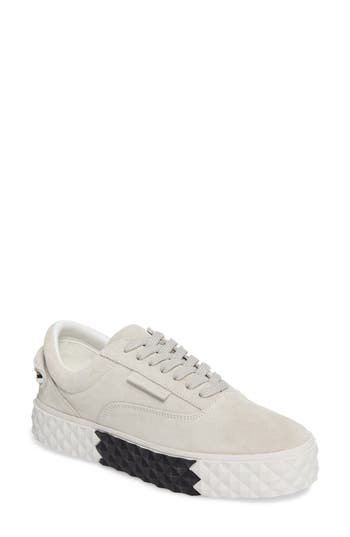 Kendall + Kylie Reign Platform Sneaker- White
