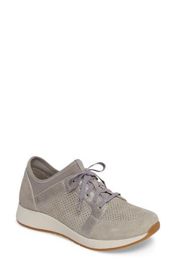 Dansko Cozette Slip-On Sneaker-7- Grey