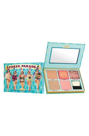 Benefit Cheek Parade Bronzer & Blush Palette - No Color