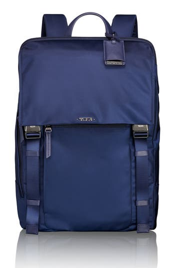 Tumi 'Voyageur - Sacha' Flap Backpack - Blue at NORDSTROM.com