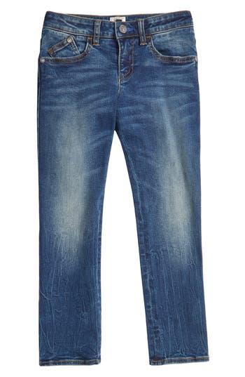 Boy's Armani Junior Slim Straight Leg Jeans