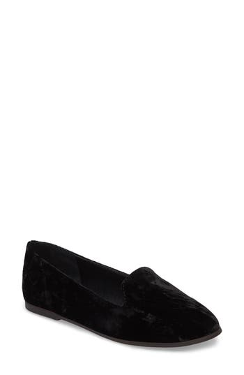 Lucky Brand Carlyn Loafer Flat, Black