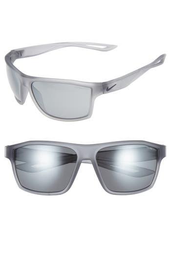 Nike Legend 65Mm Multi-Sport Sunglasses - Matte Wolf Grey/ Obsidian
