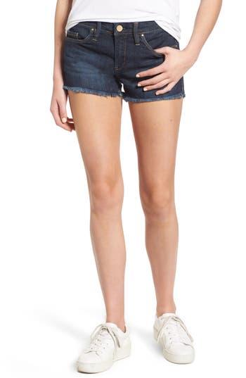 Women's Blanknyc Raw Hem Denim Shorts