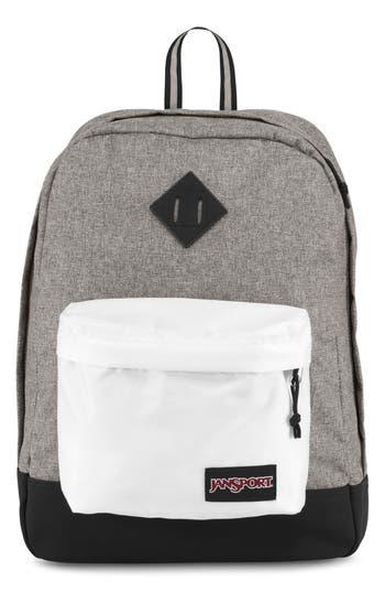 Jansport Super Fx Dl Backpack - Black