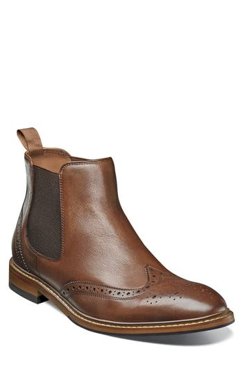 Florsheim Sheffield Chelsea Boot - Brown