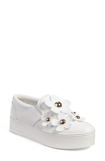 Marc Jacobs Platform Sneaker, White