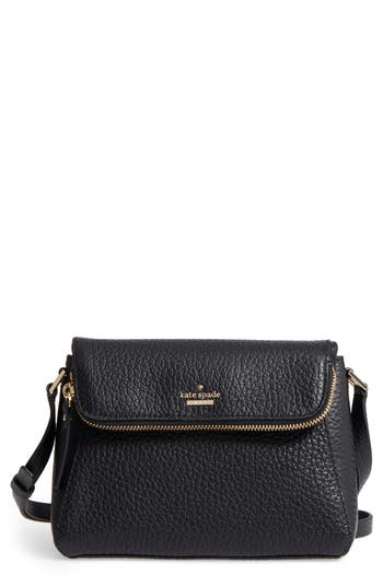 Kate Spade New York Carter Street - Berrin Leather Crossbody Bag -