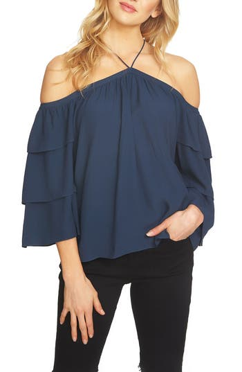 Women's 1.state Cold Shoulder Blouse