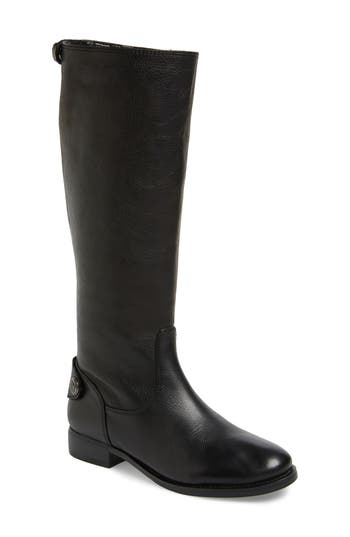 Arturo Chiang Fierce Knee High Equestrian Boot, Black