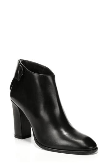Via Spiga Aston Ankle Boot- Black