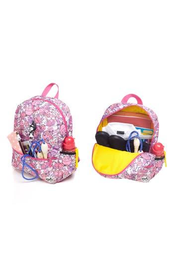 Infant Babymel Zip & Zoe Junior Backpack Set - Pink