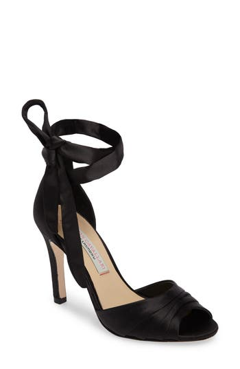 Kristin Cavallari Lilac Sandal- Black