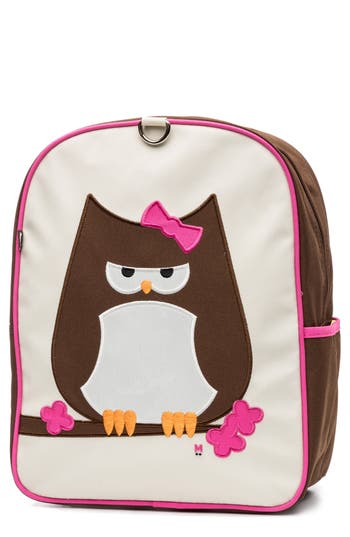 Toddler Beatrix New York Little Kid Backpack - Brown