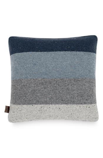 Ugg Jumper Stripe Pillow, Size One Size - Blue