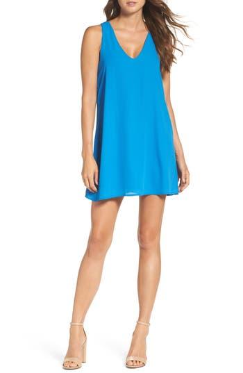 Mary & Mabel Tank Dress, Blue