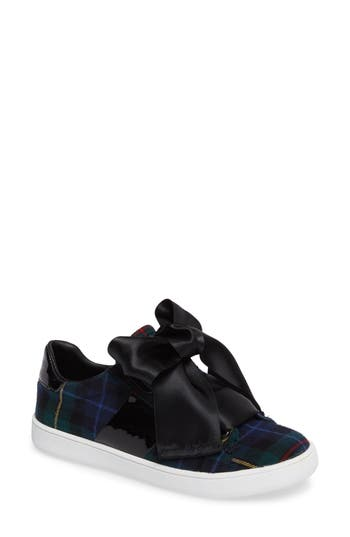 Jeffrey Campbell Pabst Low-Top Sneaker, Blue
