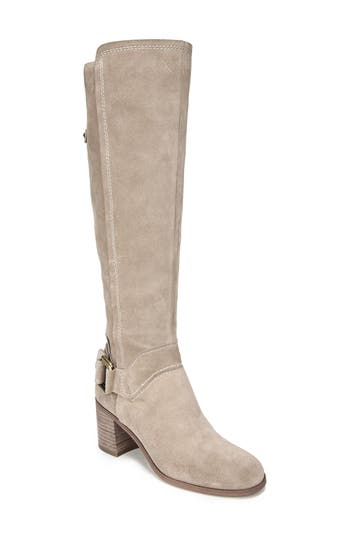Sarto By Franco Sarto Mystic Knee High Boot, Beige