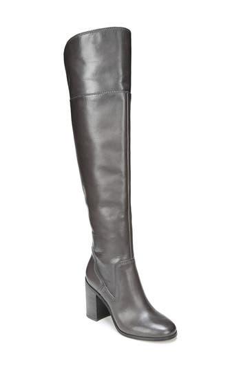 Sarto By Franco Sarto Freda Over The Knee Boot, Grey
