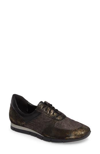 Sesto Meucci Corin Sneaker, Black