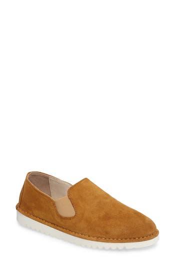 Sesto Meucci Oralie Slip-On Sneaker, Brown