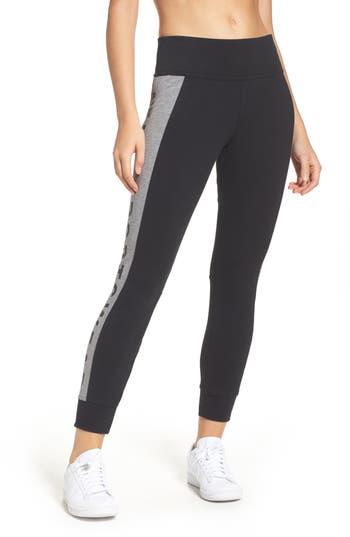 Nike Essential Logo Leggings, Grey