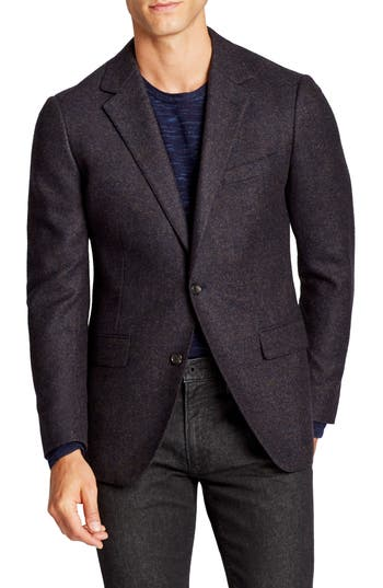 Men's Bonobos Slim Fit Wool Blend Blazer