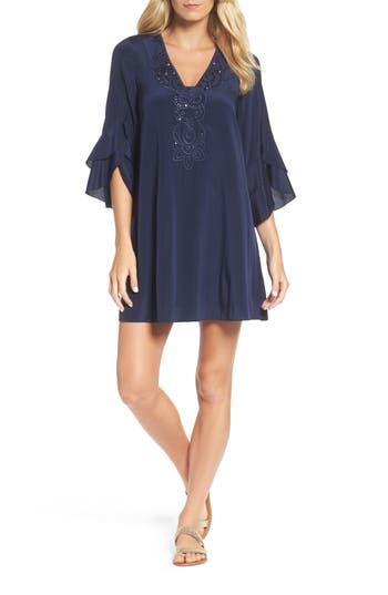 Lilly Pulitzer Tatiana Tunic Dress, Blue