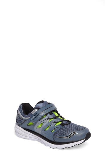 Boy's Saucony 'Zealot 2 Ac' Running Shoe