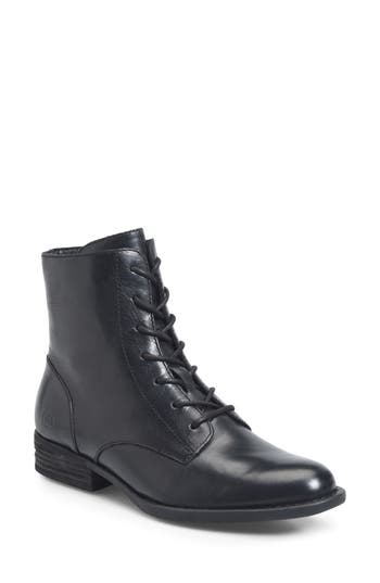 B?rn Clements Lace-Up Boot, Black