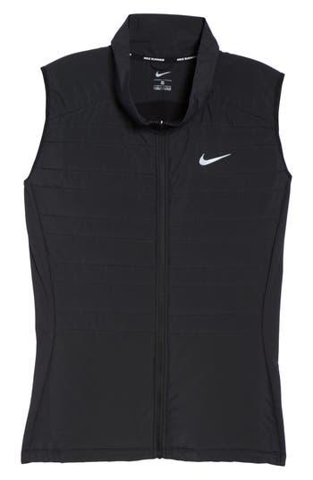 Plus Size Nike Essentials Running Vest, Black