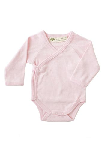 Infant Girls Monica  Andy Lucky Organic Cotton Bodysuit