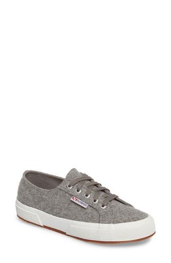 Superga 2750 Wool Sneaker, Grey