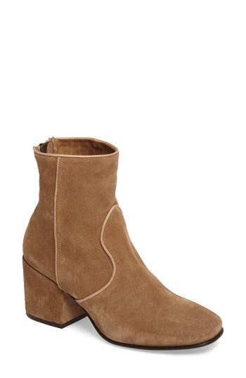 Alberto Fermani Bianca Bootie, Brown