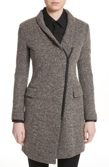 Women's Atlein Jersey Galaxy Tweed Jacket