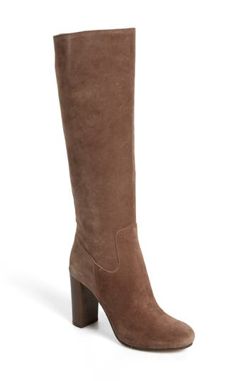 Michael Michael Kors Janice Knee High Boot, Beige