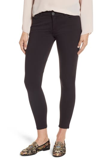 Kut From The Kloth Diana Skinny Jeans, Grey