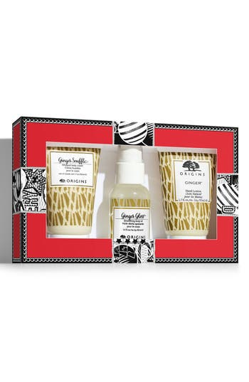 Origins Ginger Warmth Collection