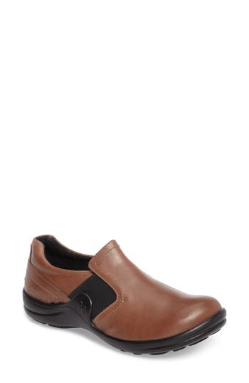 Romika Maddy 29 Water-Resistant Flat, Brown
