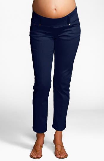 Maternity Skinny Ankle Stretch Jeans