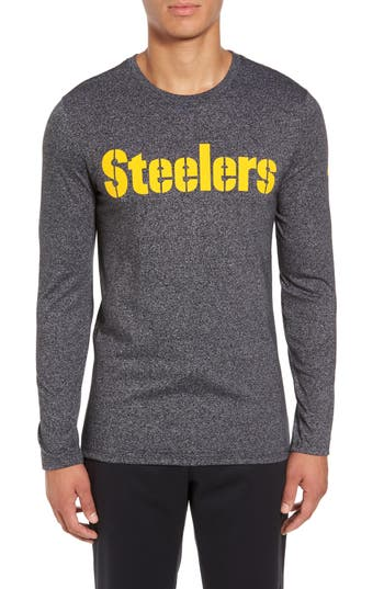 Nike Nfl Graphic Long Sleeve T-Shirt, Black