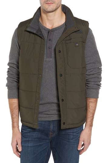 The North Face Harway Heatseeker Insulated Vest, Green
