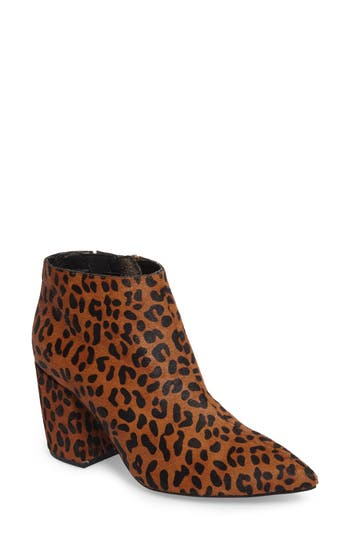 Jeffrey Campbell Total Ankle Bootie, Brown