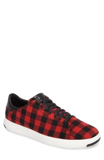 Cole Haan Grandpro Tennis Sneaker, Red