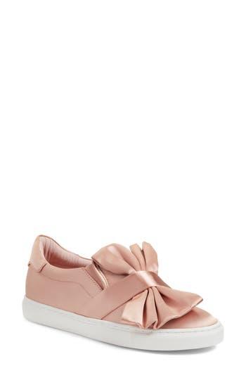 Women's Halogen Mika Slip-On Sneaker, Size 5 M - Pink