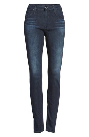 The Farrah High Waist Skinny Jeans